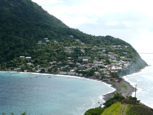Scottshead, Dominica